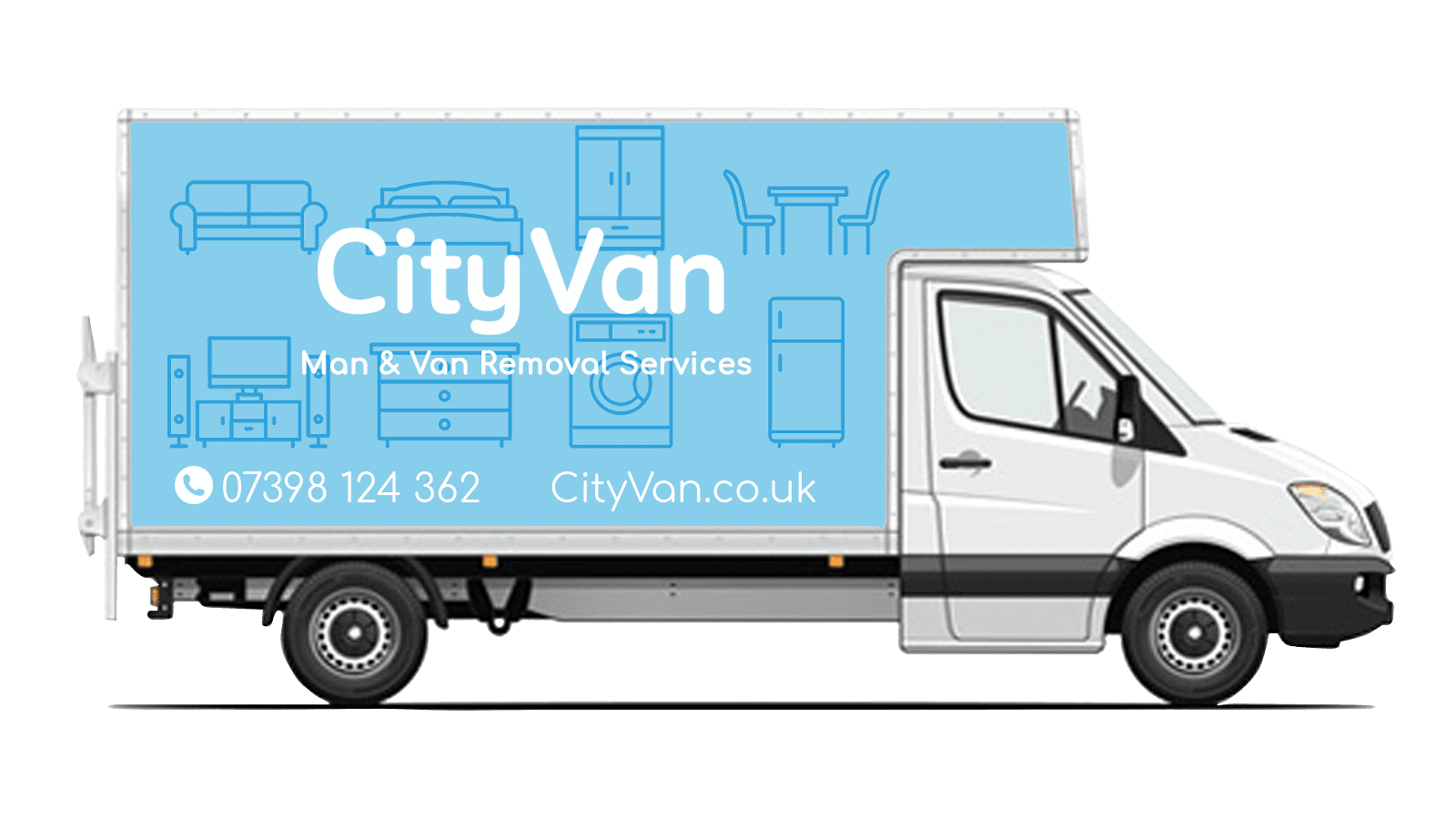 2763493162 Man and Van Service in London with 9.9   10 on Trustpilot