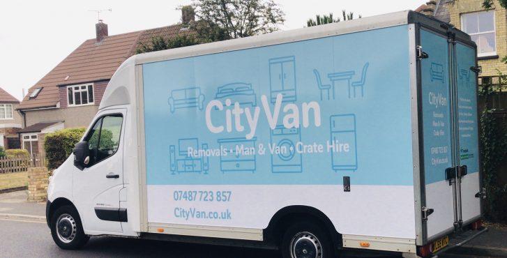 Man and van London